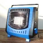 Davies Ultimate Portable Bivvy  Gas Heater